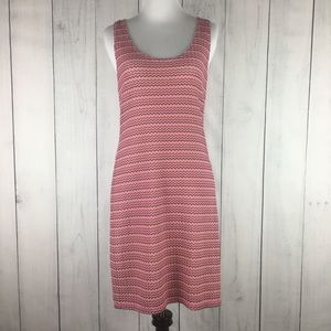 Sanctuary Woven Zig Zag Multi Colored Dress Sz S